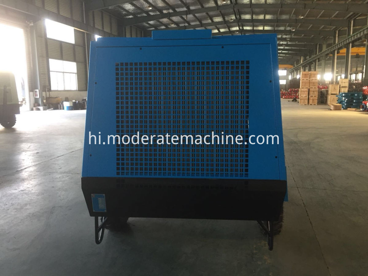 36KW Diesel air compressor