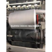 Máquina de bobinado general para fibra de lana y fibra de fusión