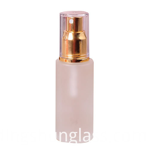 Portable emulsion bottle