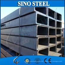 Q235 Grad H Stahlträger für Conatruction