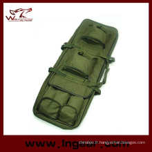 40 pouces double Rifle Gun Case sac 1 mètre Gun Combat sac de transport