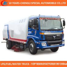 8cbm Straßenreinigungs-LKW-Straßen-Kehrmaschine für Verkauf