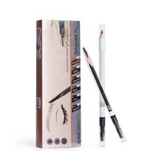Wholesale 3D Custom Logo Clear Vegan 5 Colors Mascara Private Label Organic Waterproof Eyebrow Pencil