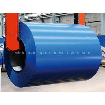 0.11mm-0.8mm farbige Stahl PPGI Spule mit konkurrenzfähigen Preisen
