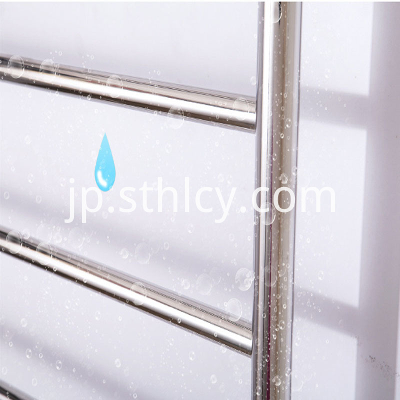 Stainless Steel Towel Rack Shelf 2