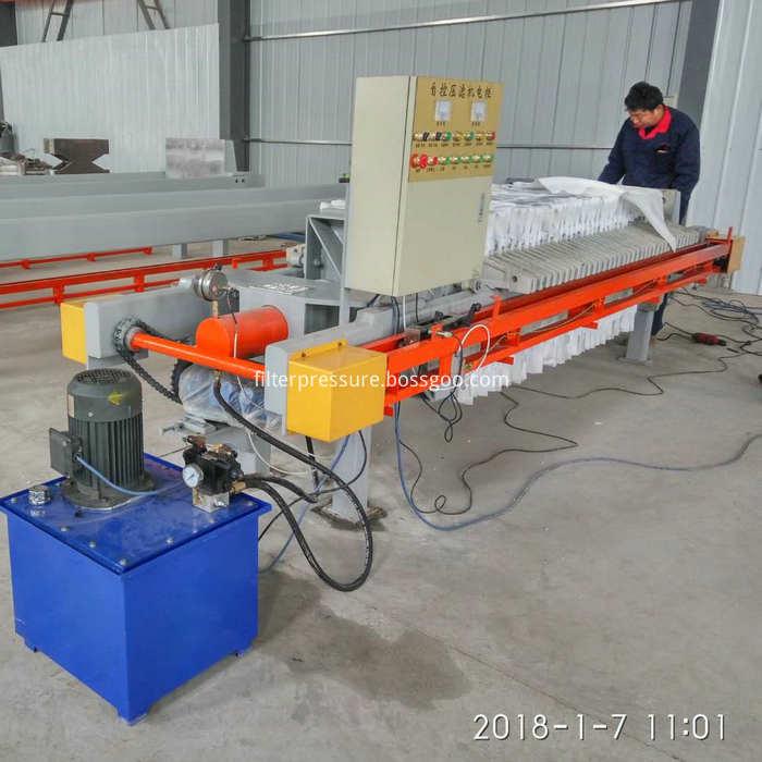 Sewage Filter Press