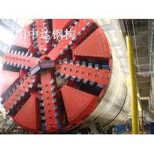 Estructura prefabricada de estructura de estructura metálica de metal