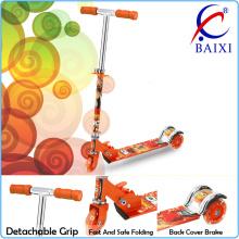 Scooter à 3 roues avec capacité de charge maximale de 50 kg (BX-3M005)