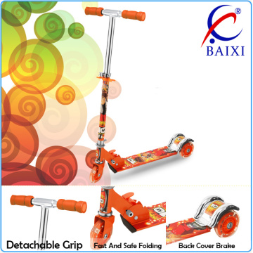 3 Wheeled Scooter with Max Load Capacity 50 Kg (BX-3M005)
