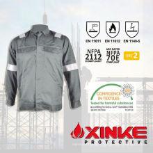 Veste 100% polyester légère respirante et imperméable 20000mm