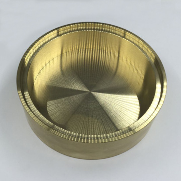Custom Brass Parts Products Fabrication