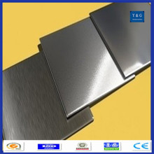 La Chine fournit une feuille d'aluminium anodisé