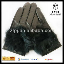 2013 new styles sex fashion fur leather glove
