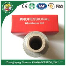 Hochwertige ökonomische Aluminiumfolie Rolle für Friseur
