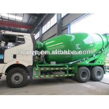 FAW 10CBM concrete truck mixer