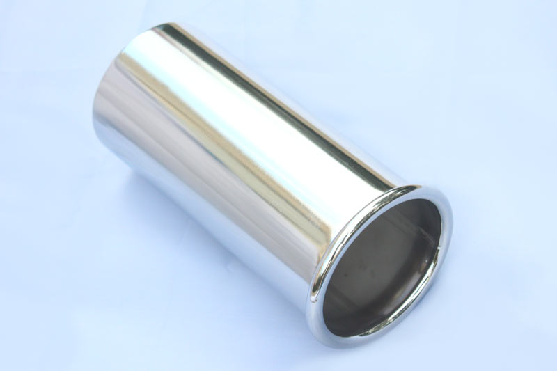 Rolled out Performance Exhaust Tip