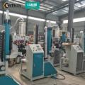 Arc Angle Aluminium Frames Desiccant Filling Loading machine