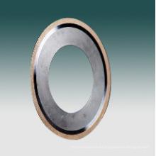 Cuchillas de corte en cuadritos, Superabrasives en condiciones de servidumbre metal