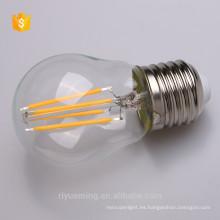 LED Filamento Bombilla G45 E27