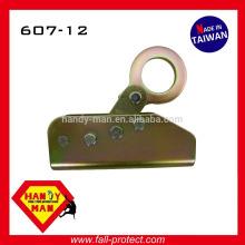 607-12 Para rolhas sintéticas de aço 12mm componente sistema de parada de queda rop agarrar
