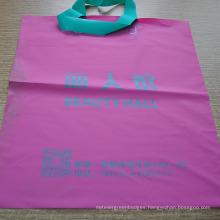 Red PVC Handbags for Garment