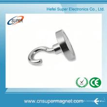 Сильные магнитные крючки NdFeB для тяжелых условий эксплуатации