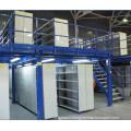 Q235B Mezzanine Rack for The Auto Parts