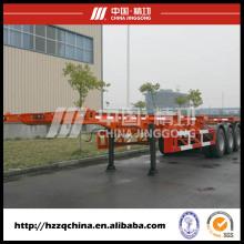 40fttank Container Semi-Remorque à vendre