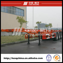 40fttank Container Semi-Trailer for Sale