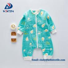 Sleeping sacks 100% muslin baby sleeping bag cotton
