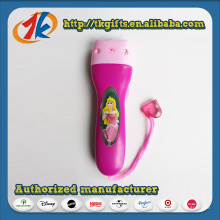 Hot Sell Beautiful Plastic Torch Toy pour enfants