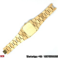 Top-Quality Maple Bamboo Square Wooden Watches Quartz Watches Hl10