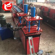 Machine de formage de porte en acier à roulement à rouleaux