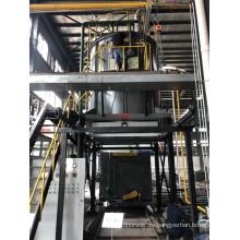 Horno de gas de endurecimiento rápido de aleación de aluminio