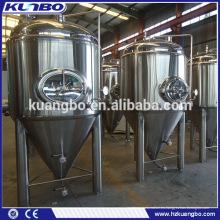tanque de fermentación de cerveza industrial para cervecería en venta
