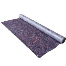 almohadillas de pintor con tela interlínea antideslizante tejido de polipropileno reciclado alfombra resistente al agua
