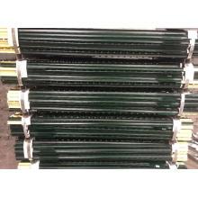 Poste de clôture en métal T, poste de clôture galvanisé