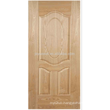 Good sale melamine door skin/natural veneer door skin