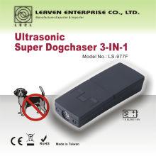 Die effektivste Batterie Ultraschall Hund und Katze Repeller