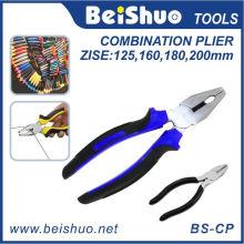 Alicates multi-función de la alta calidad de la combinación con la manija cómoda