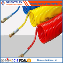 China Manufacturer Supply PU Coil Hose Pipe