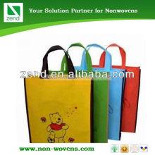 высокое качество нетканые Non линия ПВХ сумка