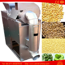 304 Stainless Steel Peas Lentils Black Eye Bean Peeling Machine