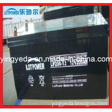12V 200ah Storage Battery with High Quality
