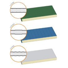 EPS сэндвич крыши / стены группа производственных линий