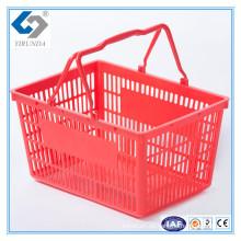 Einkaufs Korb 30L zwei Griffe mit Plastikmaterial