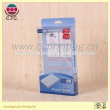 Подгонянная батарея мобильного телефона складывая коробка упаковки ПВХ
