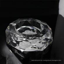 Fornecimento de fábrica preço atraente moda cinzeiro de cristal de imagem
