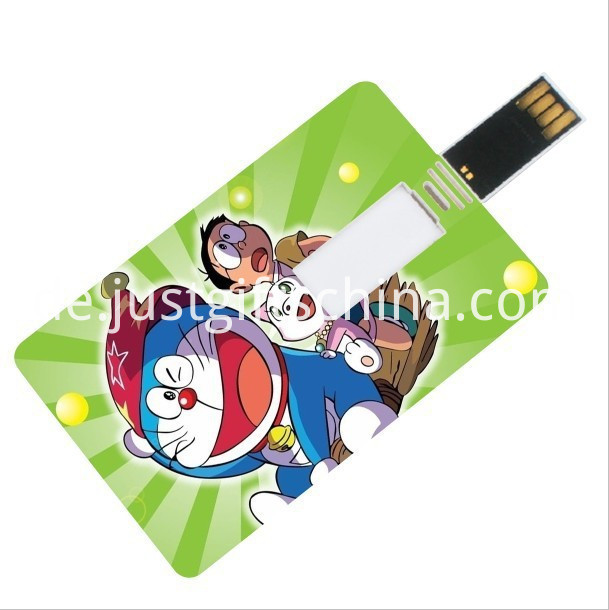 Promotional Plastic Card USB Flash Drive1