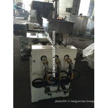 Ligne de production de savon de blanchisserie de 150kg / H faisant la machine